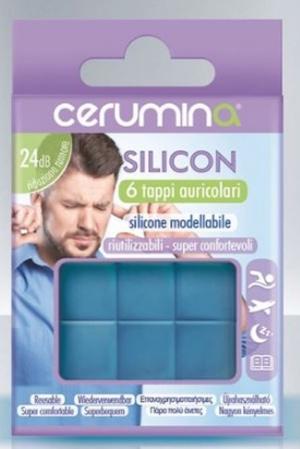 Cerumina Silicone 6 Tappi - Farmalilla