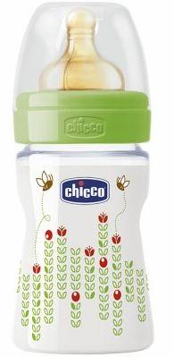 Chicco Biberon Benessere Polipropilene E Caucciù +0Mesi 150ml - Farmacia 33