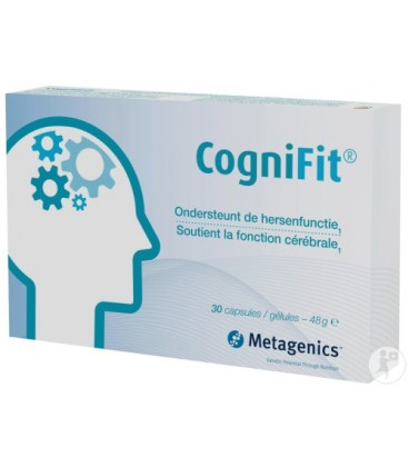 COGNIFIT 30 CAPSULE - Farmamille