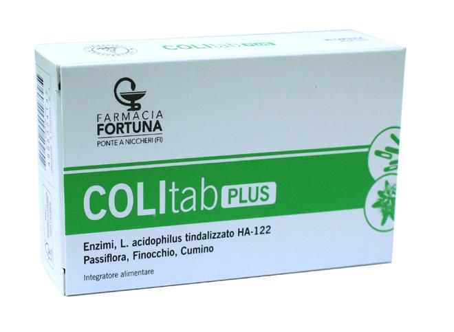 TuaFarmaonLine COLItab Plus Integratore Alimentare 30 Capsule - La tua farmacia online