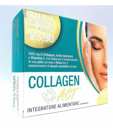 Collagene Act 10 bustine monodose - La tua farmacia online