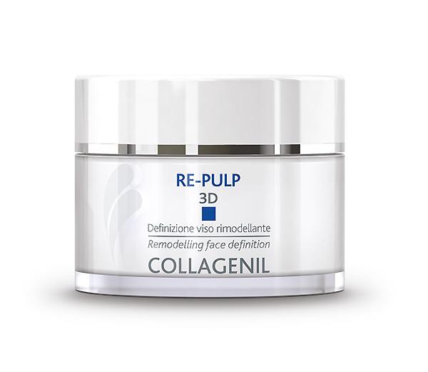 Collagenil Re-Pulp 3D Definizione Viso Rimodellante 50 ml - La tua farmacia online