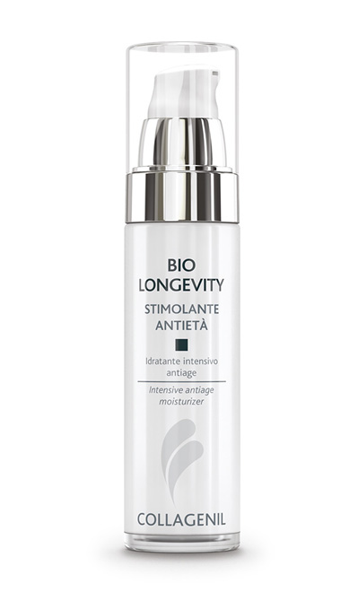 Collagenil Bio Longevity Stimolante Antietà Viso Idratante 50ml - La tua farmacia online