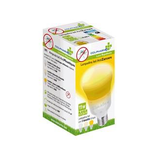 COLPHARMA LAMPADINA LED ANTIZANZARA 11 WATT - Farmamille