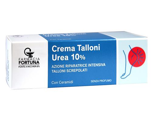 TuaFarmaOnline Crema per Talloni Screpolati Urea 10% Ammorbidente 75 ml - La tua farmacia online