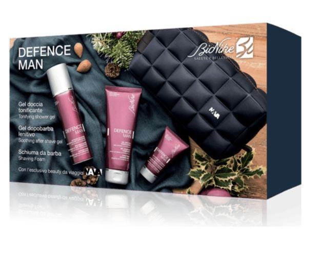 Defence Man Cofanetto Regalo Natale - Farmacia 33