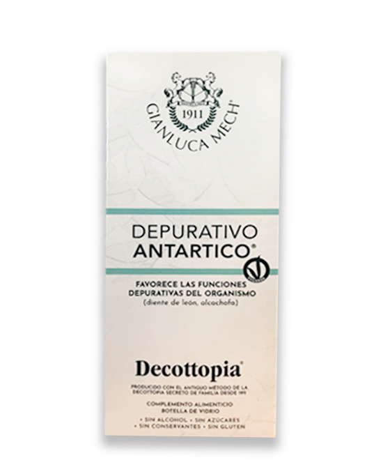 TISANOREICA DEPURATIVO ANTARTICO 500 ML - Farmastar.it