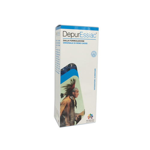 Nutrigea Depuressiac Sciroppo Depurativo Drenante 200 ml - Farmastar.it