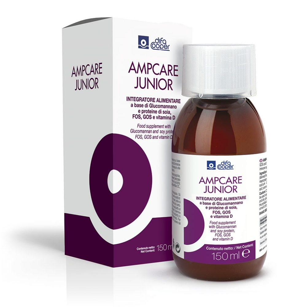 Ampcare Junior Sciroppo 150 ml - Farmalilla