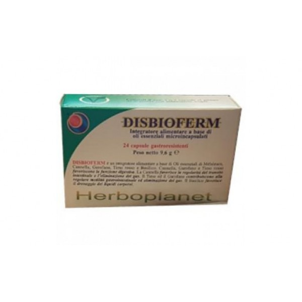 DISBIOFERM 24 CASPULE - La tua farmacia online