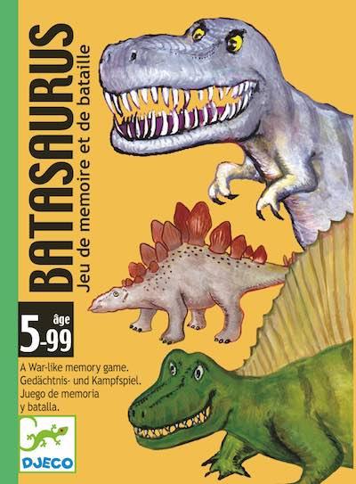 Djeco Batasaurus - Gioco Di Carte - Farmalilla