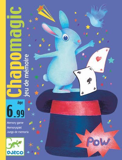 Djeco Chapo Magic - Gioco Di Carte - Farmalilla