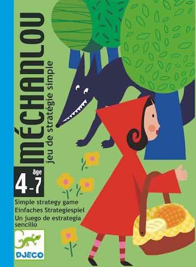 Djeco Mechanlou - Gioco Di Carte - Farmalilla