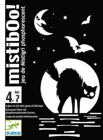 Djeco Mistiboo - Gioco Di Carte - Farmalilla
