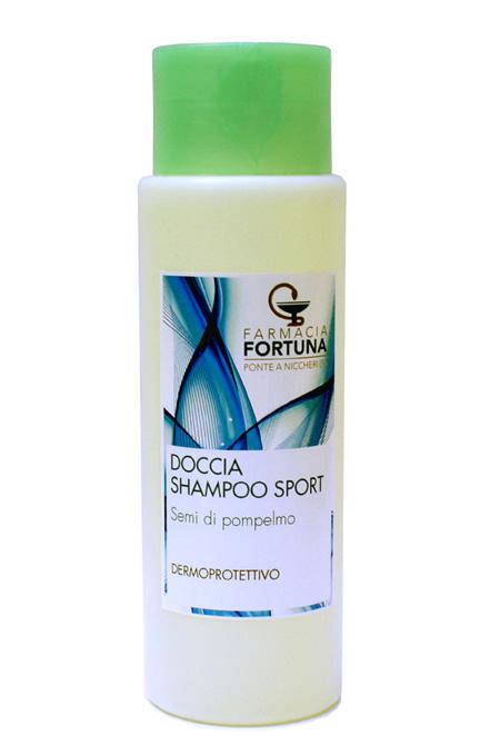 TuaFarmaonLine Doccia Shampoo Sport Semi Di Pompelmo 300 ml - La tua farmacia online