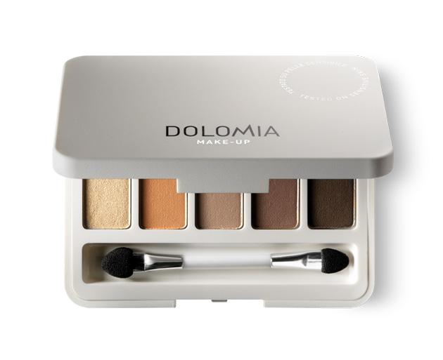 Dolomia Palette Ombretti Nude Look - La tua farmacia online