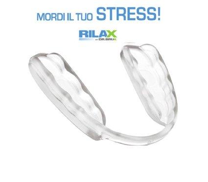 Dr. Brux Rilax Bite Diurno Trasparente che Rilassa la Muscolatura  - La tua farmacia online