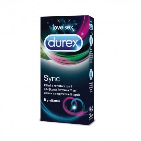 DUREX SYNC 4 PEZZI - FARMAPRIME