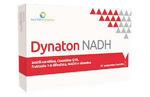 DYNATON NADH 20 COMPRESSE - Farmacento