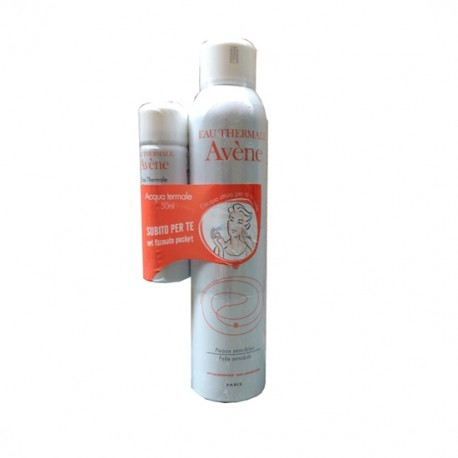 AVENE EAU THERMALE ACQUA TERMALE SPRAY 300 ML + 50 ML OMAGGIO - Farmastar.it