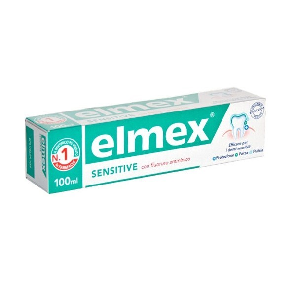 ELMEX DENTIFRICIO SENSITIVE 100 ML - Zfarmacia
