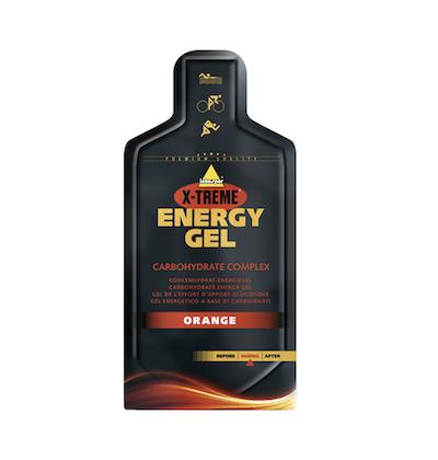 ENERGY GEL ARANCIA 40 G - Farmacento