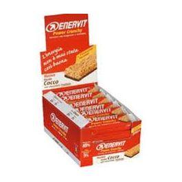 ENERVIT CRUNCHY COOKIE BOX 25 BARRETTE - FARMAEMPORIO