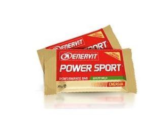 Enervit Power Sport Double Cacao E Mela Barretta Energetica 30g - Farmacia 33