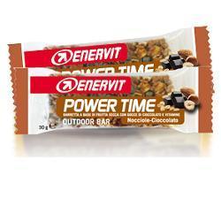 ENERVIT POWER TIME BARRETTA SENZA GLUTINE AL CIOCCOLATO 1 PEZZO - Farmacia 33