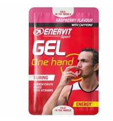 ENERVIT ENERVITENE SPORT GEL ONE HAND LAMPONE 12,5 ML - La tua farmacia online