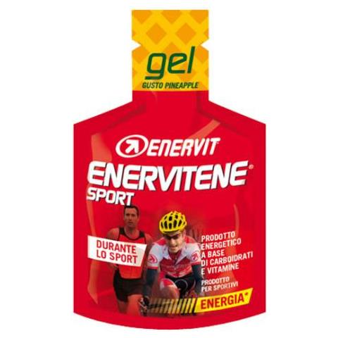 ENERVITENE SPORT GEL PINEAPPLE 25 ML - La tua farmacia online