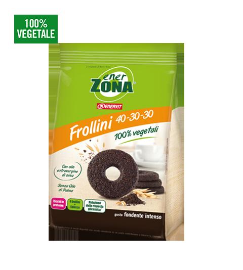 Enerzona Frollini Gusto Fondente Intenso 250 g - Farmacia 33