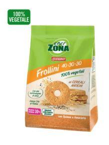 Enerzona Frollini Cereali Antichi con Quinoa e Amaranto 250 g - Farmacia 33