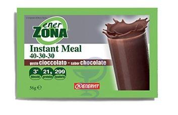 ENERZONA INSTANT MEAL CIOCCOLATO 1 BUSTA - Farmacia 33