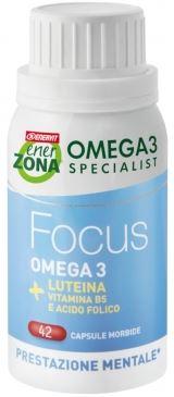 ENERZONA OMEGA 3 RX FOCUS 42 CAPSULE - Farmacia 33