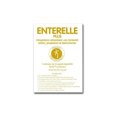 ENTERELLE PLUS 24 CAPSULE - Farmamille