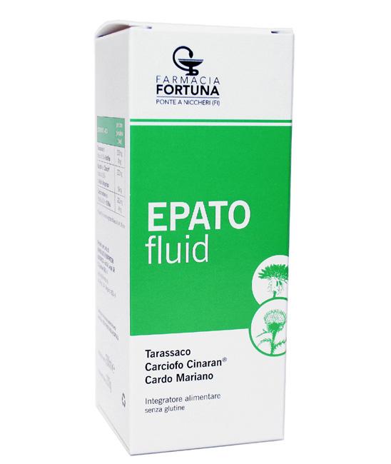 TuaFarmaonLine EPATOfluid Depurativo Epatico Sciroppo Fegato Sano 200 ml - La tua farmacia online