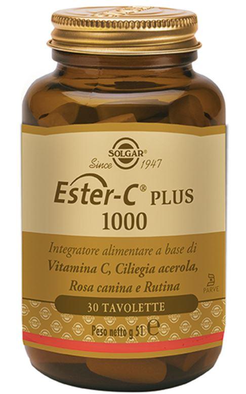 ESTER C PLUS 1000 30 TAVOLETTE - Farmacia 33