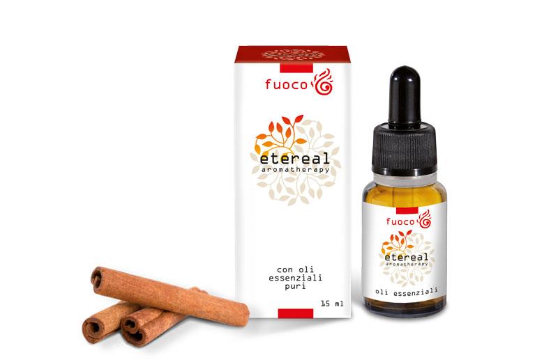 ETEREAL FUOCO OLIO ESSENZIALE 15 ML - Farmamille