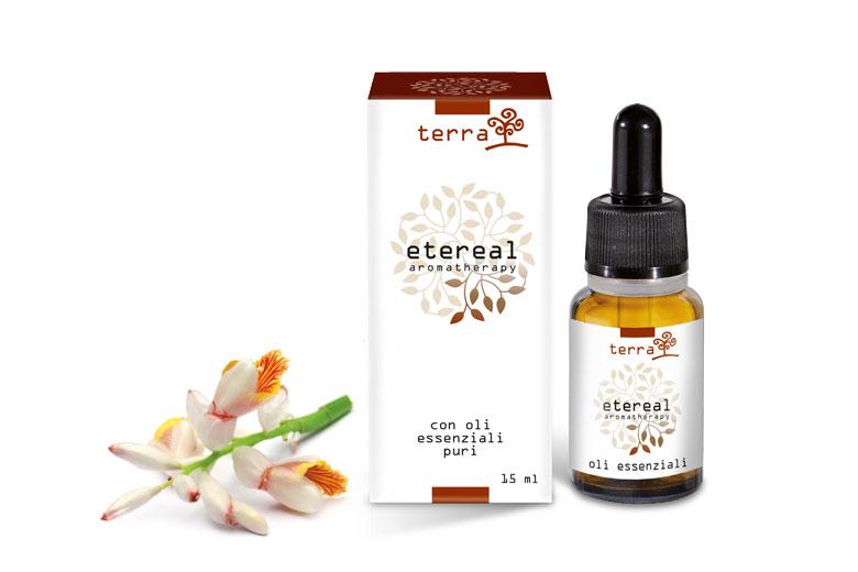 ETEREAL TERRA OLIO ESSENZIALE 15 ML - Farmamille