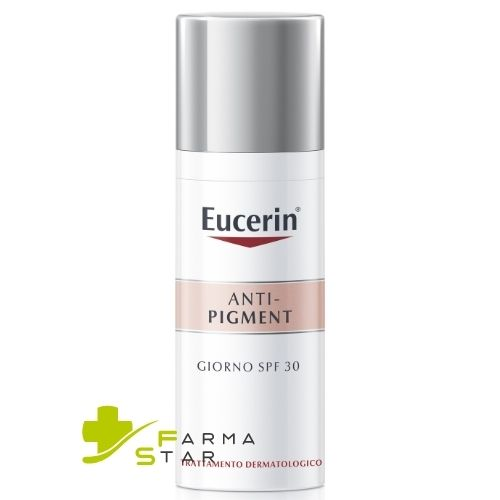 EUCERIN ANTI-PIGMENT GIORNO SPF 30 CREMA 50 ML - Farmastar.it