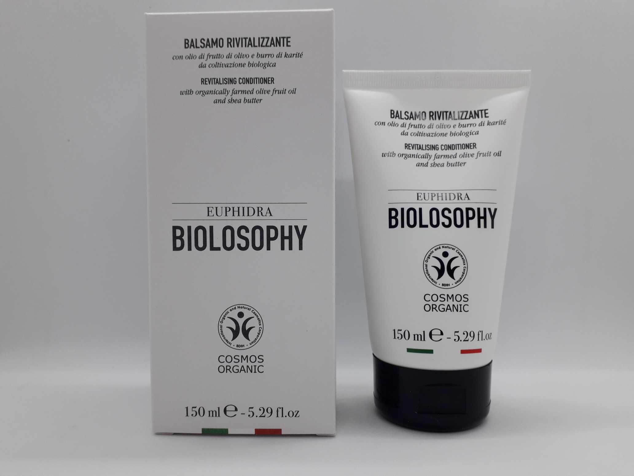 EUPHIDRA BIOLOSOPHY BALSAMO RIVITALIZZANTE 150 ML - Farmaciaempatica.it