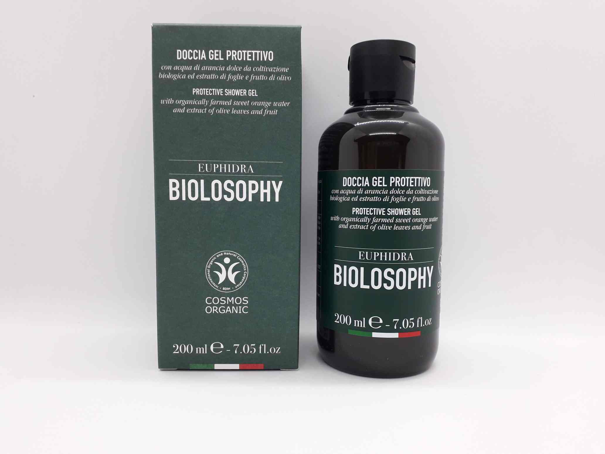 EUPHIDRA BIOLOSOPHY DOCCIA GEL PROTETTIVO 200 ML - Farmaciaempatica.it