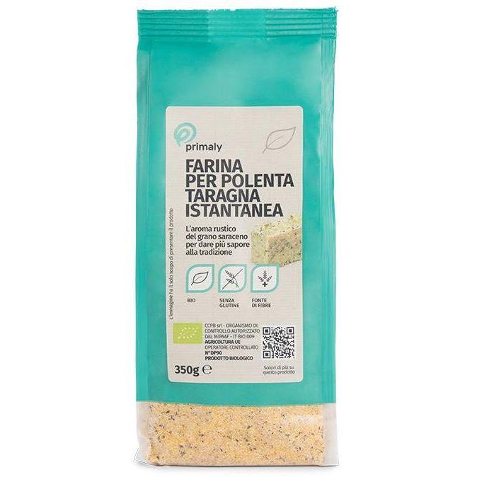 FARINA PER POLENTA TARAGNA BIOLOGICO 350 G - FARMAEMPORIO