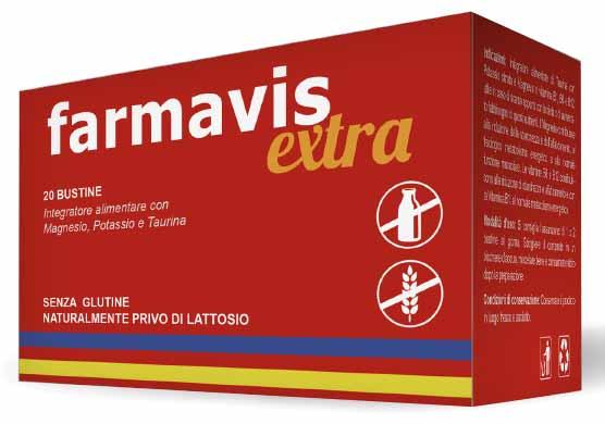 FARMAVIS EXTRA 20 BUSTE - FARMAEMPORIO