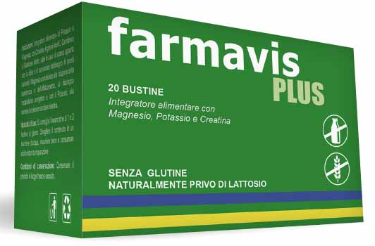 FARMAVIS PLUS 20 BUSTE - FARMAEMPORIO