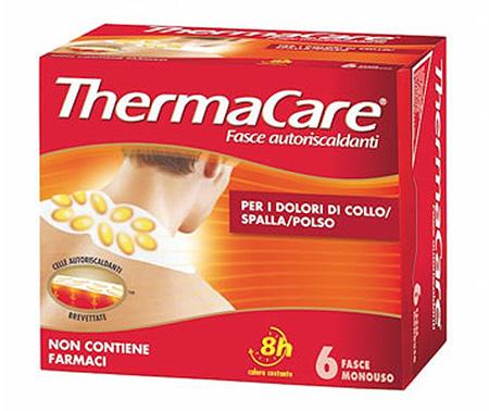 Thermacare Fasce Autoriscaldanti a Calore Terapeutico Collo Spalla Polso 6 Pezzi Monouso - La tua farmacia online