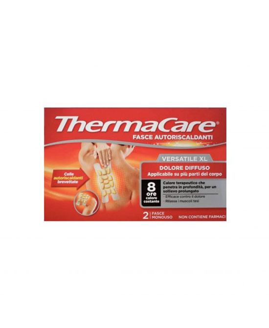 Thermacare Fasce Autoriscaldanti Versatili XL 2  - La tua farmacia online