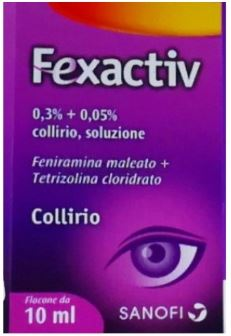 FEXACTIV*COLL 1FL 10ML - Farmacia 33