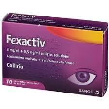 FEXACTIV*COLL 10FL 0,5ML - La tua farmacia online